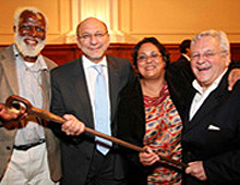 Craftsman, Trevor Manuel and board members