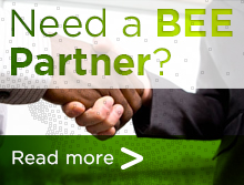 Need a BEE Partner?