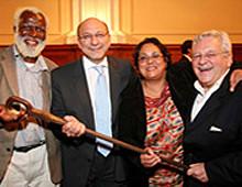 Craftsman, Trevor Manuel and board members