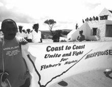 Coast to coast flag