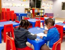 Children in pre-primary