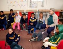 Children in primary 1
