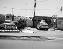Poverty stricken area