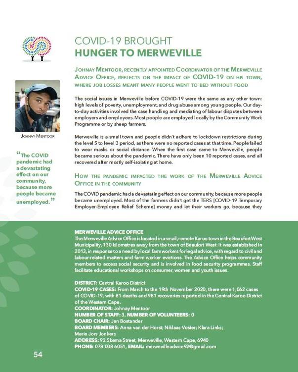 Merweville Advice Office